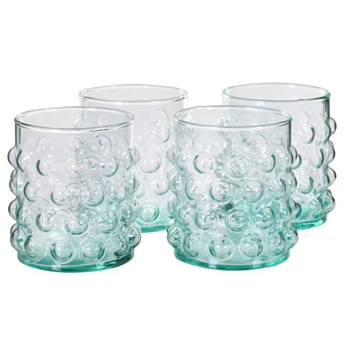 Комплект 4 ментови чаши