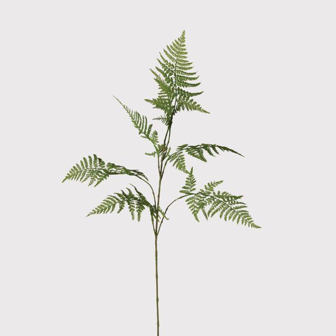 """Изкуствено цвете зелена клонка """"Аспарагус"""""""